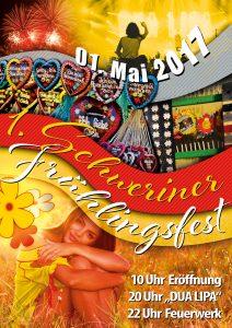 Plakat Volksfest