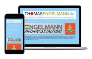 Screenshots THOMASENGELMANN.de